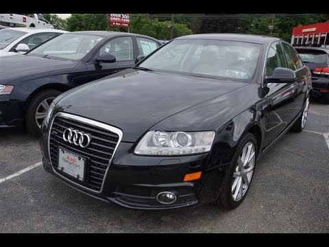 2011 audi a6 3 0t supercharged s line youtube. Black Bedroom Furniture Sets. Home Design Ideas