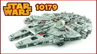 LEGO Star Wars Millennium Falcon 10179 - Special video for 2 milion subscribers - 5197 pcs