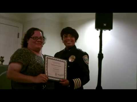 Santa Monica Community Police Academy Graduation, Class #46