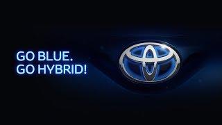 Go Blue. Go Hybrid!