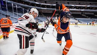 "The Cult of Hockey's ""Edmonton Oilers with a Malfunction at the Junction in Game 1 of playoffs"" show"