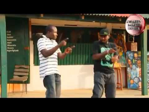 Azonto Dance Series With Gasmilla The Azonto King