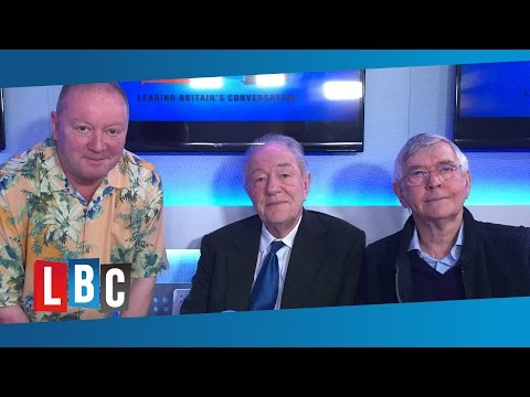 In Conversation With: Michael Gambon And Tom Courtenay