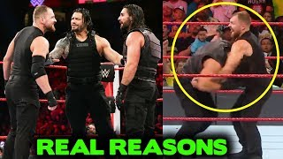 Real Reasons Why Dean Ambrose Almost Turned Heel on RAW