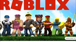"Playin roblox again (romel watch this)/""oUo"""
