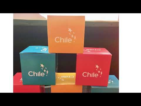 CHILE ROADSHOW FRANKFURT - Nice Tourism Event 13.3.18 Frankfurt www.Chile.travel #Tourism #News