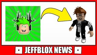 YOUTUBER HAD HIS ROBLOX HACKED ACCOUNT and HE FOUND OUT WHO DID IT ‹ JeffBlox News ›
