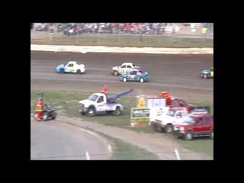 Eagle Raceway Sport Compact Heat 3 on 8-12-2017