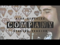 Download Company (Spanish version) Justin Bieber (Lyric ) Cover by Alan Gonzalez MP3 song and Music Video
