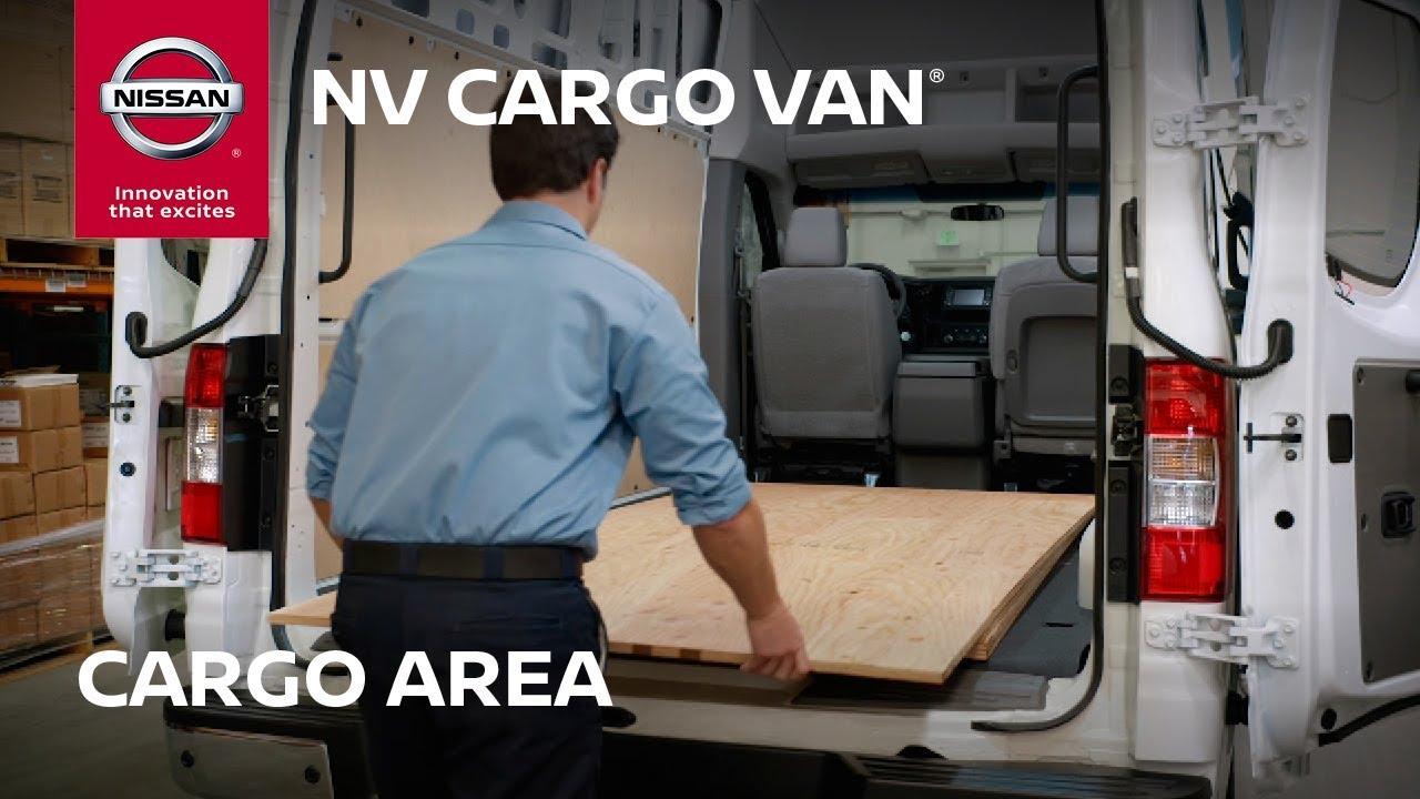 Nissan Nv Cargo E Configurations
