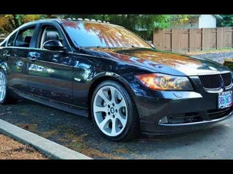 2007 BMW 335i Black On Black Sport Premium for sale in Milwaukie, OR