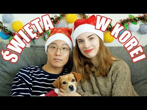 Boże Narodzenie W KOREI [Pyra w Korei]