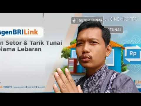 Cara topup linkaja/tcash melalui edc bri (brilink) terbaru l tanah garo tv
