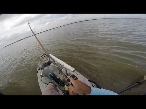 New Shrimp Lure Doing Work On Redfish