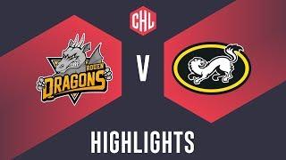 Highlights: Rouen Dragons vs. Kärpät Oulu