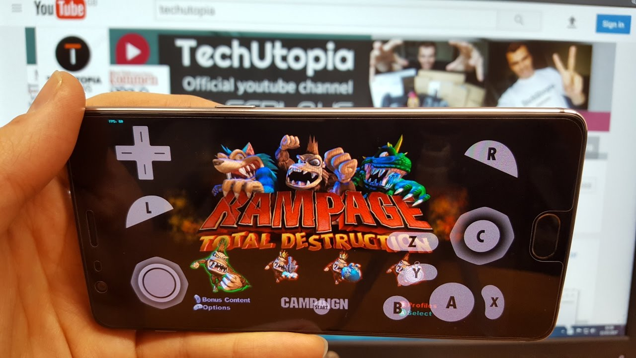 Rampage total destruction rom (iso) download for sony.