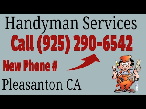handyman website template