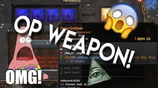 OP WEAPON | GOLDSTATS | CRAFTING 2.0 mit RageCrafterLP