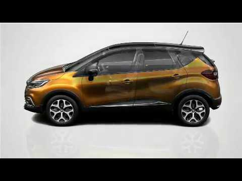 renault captur 2017 coffre officiel youtube. Black Bedroom Furniture Sets. Home Design Ideas