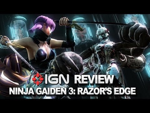 Ninja Gaiden 3 Razor S Edge Wii U Iso Usa Download Ziperto