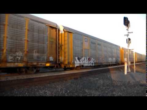 CSX Trains In The Fall Of 2014 Part 3 of 3: November 2014