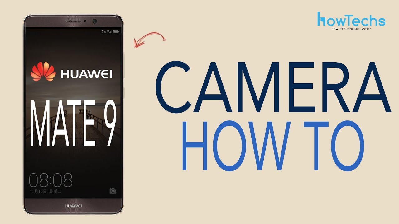 Huawei Mate 9 - How to use Camera/Camcorder