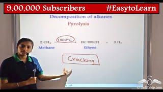Alkanes: Reactions