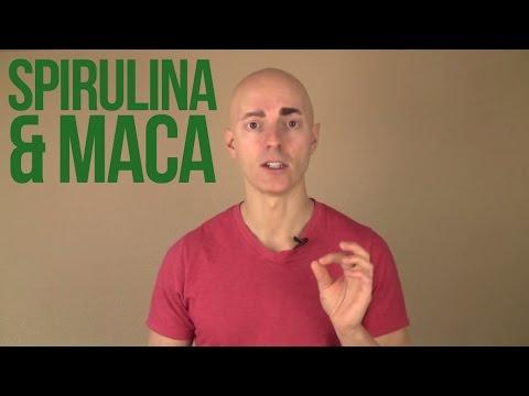 Spirulina and Maca - Should You Use Them?