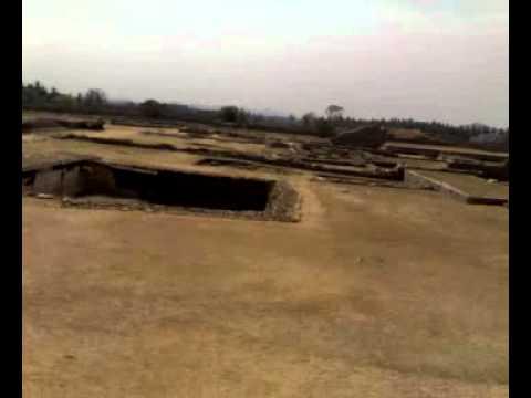 Hampi  ruined city in Karnataka