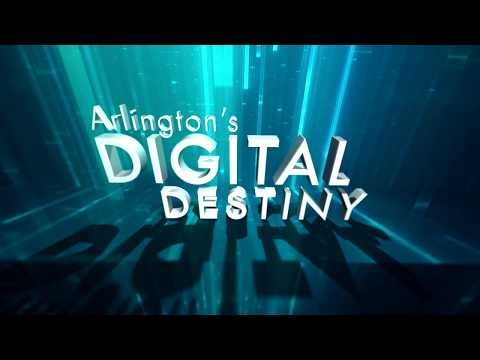 Defining Our Digital Destiny: Shaping Arlington for a Smart & Secure Future