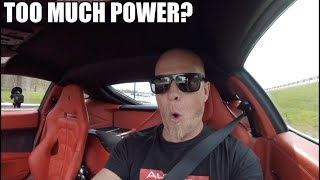 The First REAL Drive In My Ferrari F12 Was AWESOME (And Scary) **Reaction Video**