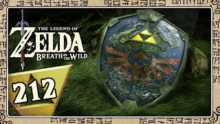 THE LEGEND OF ZELDA BREATH OF THE WILD Part 212: Das Hylia-Schild im Kerker von Schloss Hyrule