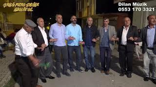 Diyarbakır halayı Forklorun Dedesi Halayın Başında Ağır Delilo Oynuyor  Dilan Müzik Farkıyla 2019