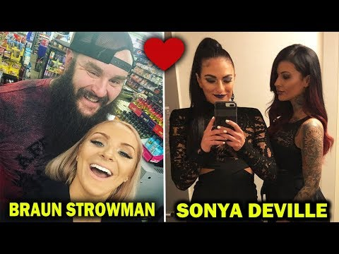 10 Most Shocking WWE Couples 2018 – Seth Rollins' Ex-Girlfriend Dating Sonya Deville