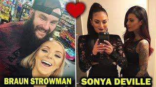 10 Most Shocking WWE Couples 2018 - Seth Rollins' Ex-Girlfriend Dating Sonya Deville