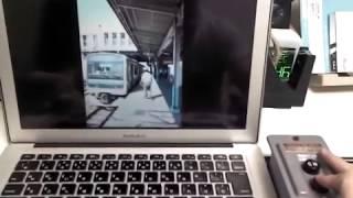 発車スイッチを押す車掌さんの気持ちが少しわかるシミュレータ thumbnail