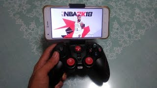 How to Connect a Controller in Nba2k18 Android (No Rooted)