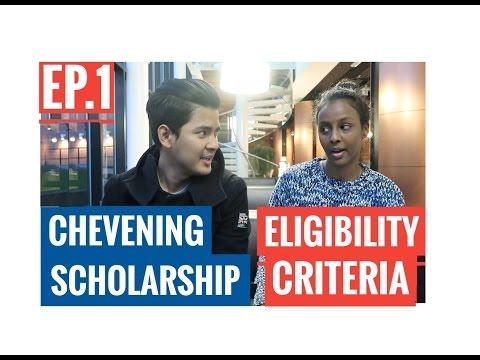[Chevening Scholarship] Ep.1 Eligibility Criteria