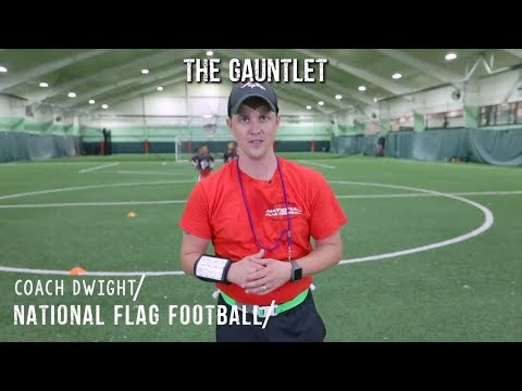 Improve Your Flag Pulling With This GREAT Drill - THE GAUNTLET