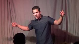 "Chris Jumper: ""Savin It"" by Carner&Gregor (Cranky Cabaret)"