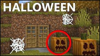 Minecraft: 10 Scary Build Hacks!