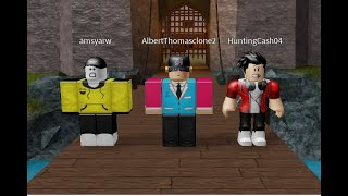 THE STORY OF OUR THREE [ROBLOX] [EPS 2]