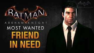 Batman: Arkham Knight - Friend in Need (Hush)