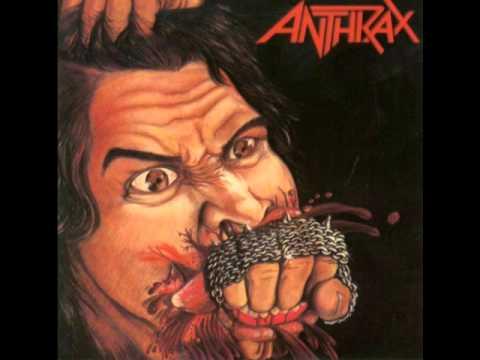 Anthrax - Metal Thrashing Mad (High Quality) 1984