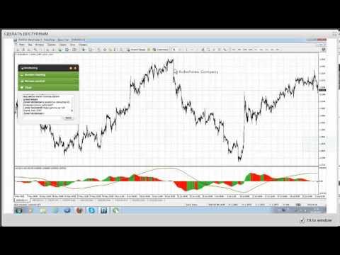Forex.Торговля по волнам рынка с помощью MACD-2 (практика)