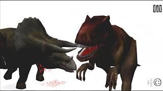 Film-3D-virtual-reality-Dinosaurier-Welt - 3D-डायनासोर | Cartoon AC