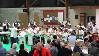 poule au pot 2015 fanfare laigné et musicien breton