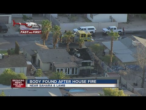 Update to fire on Monday moring at possible squatter house