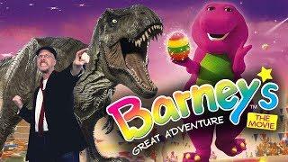Ностальгирующий Критик - Невероятные приключения динозаврика Барни