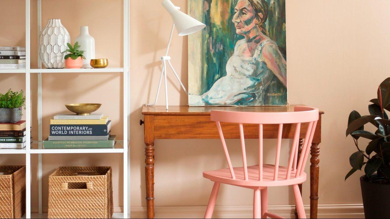 Interior Design — Must-See Designer Paint Colour Ideas - YouTube